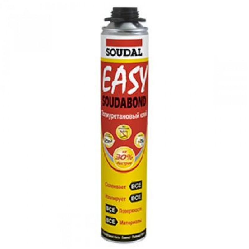 Полиуретановый клей Soudabond Easy Gun 12*750мл