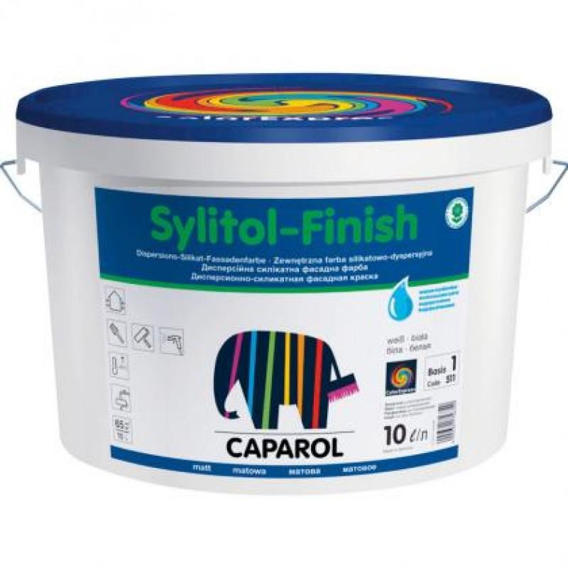 Caparol Sylitol-Finish База 3 прозрачная 10л