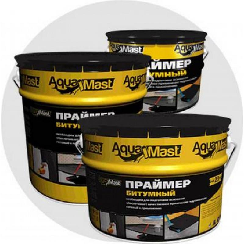 Праймер битумный Аквамаст 8кг