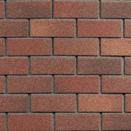 Hauberk фасадная плитка, Терракотовый кирпич