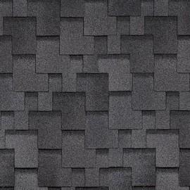 Черепица Shinglas Финская Аккорд серый